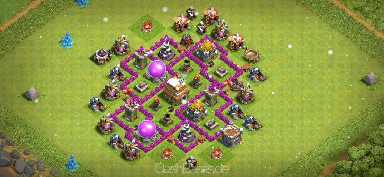 Köy Binası 6 Düzeni #9