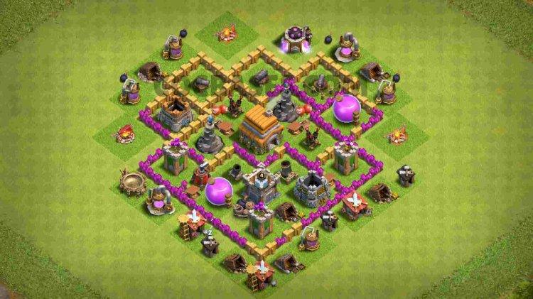 Köy Binası 6 Düzeni #35