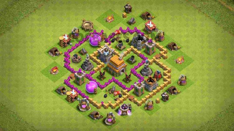 Köy Binası 6 Düzeni #37