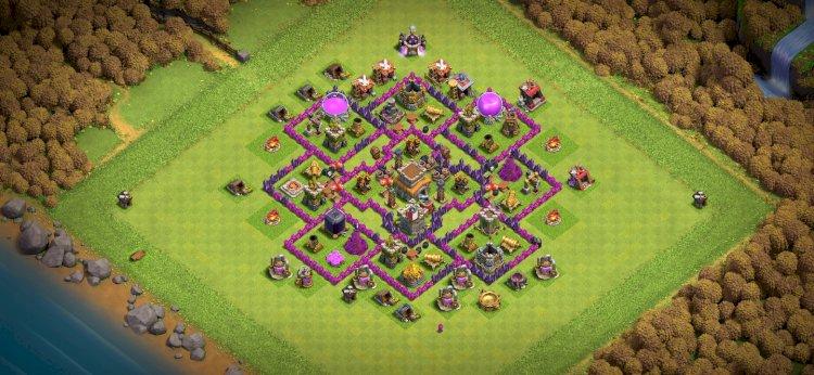 Köy Binası 8 Düzeni #40