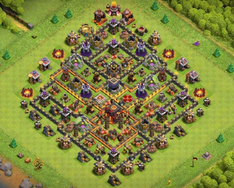 Köy Binası 10 Düzeni #43