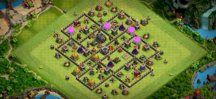 Köy Binası 9 Düzeni #56