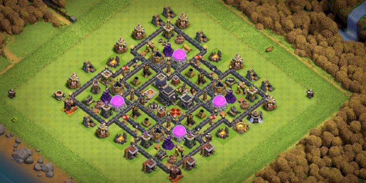 Köy Binası 9 Düzeni #58