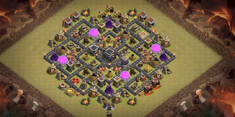 Köy Binası 9 Düzeni #60